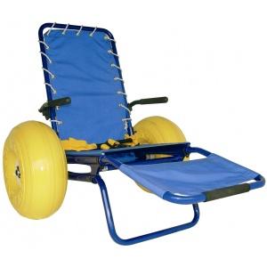 Sedia da mare per disabili